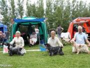 Kennel Örlidens VP till bästa viltspårmeriterade hund med HP SE U(U)CH Suncox Night Wish
