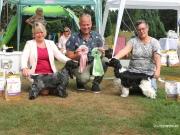BIS Valp : Backhills Living Dream, BIS-R Valp: Puppy Dream's Dominic Brunt