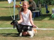 Vinnare Barn Med Hund